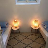Enkelt/dobbeltværelse